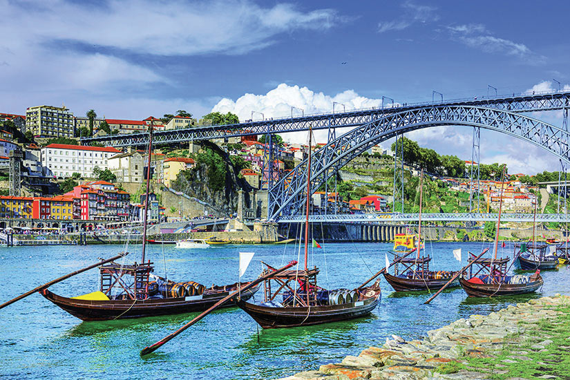 image Portugal Porto Panorama  fo