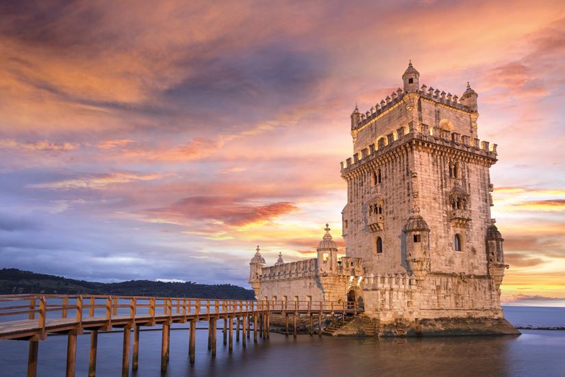 image Portugal lisbonne tour belem 83 as_79866321