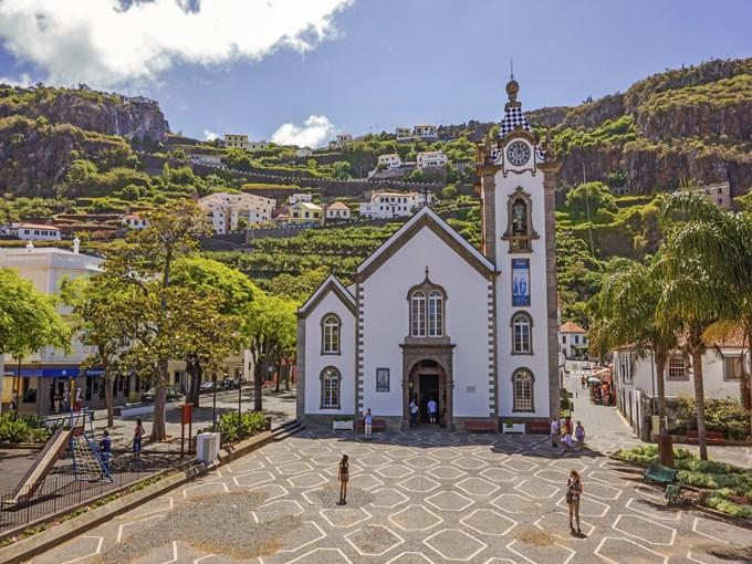image Portugal madere ribeira brava