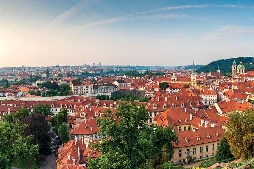 image Republique tcheque Prague ville  it
