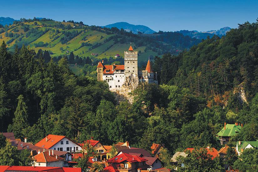 image Roumanie Bran Chateau Bran  fo