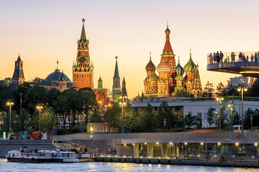 image Russie Moscou Cathedrale Saint Basile le Bienheureux Kremlin et Parc Zariade 54 as_274569938