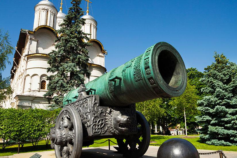image Russie Moscou Tsar Pouchka  it