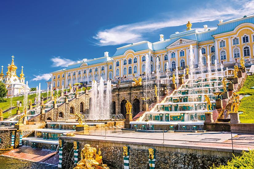 image Russie Peterhof