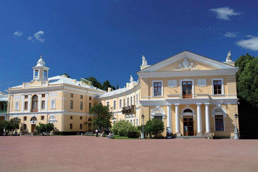 image Russie Saint Petersbourg Grand Palais Pavlovsk  it