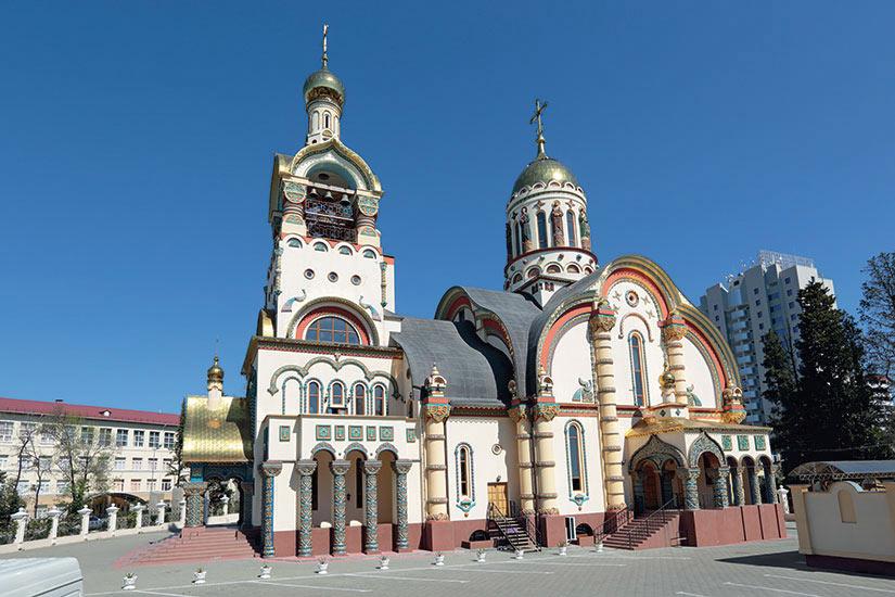 image Russie Sochi Eglise Saint Grand Prince Vladimir  fo