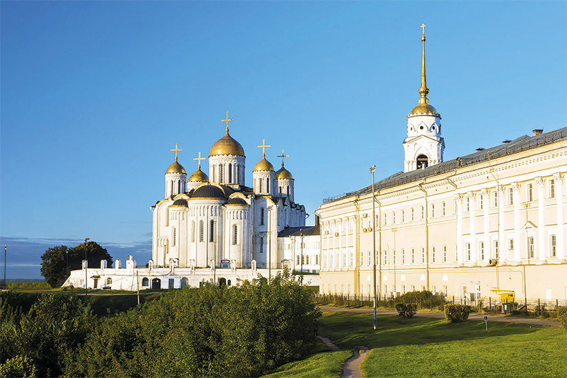 image Russie Vladimir Cathedrale de la Dormition 23 as_174695686
