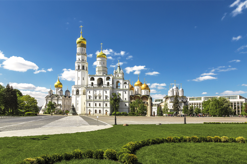 image Russie moscou kremlin ensemble architectural cathedrale 67 fo_110532459