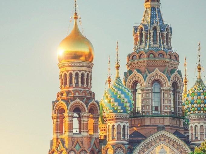 image Russie saint petersbourg eglise sauveur aerien