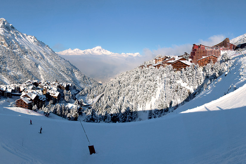 image Savoie les arcs les alpes village club mmv altitude 79 montagnes_257