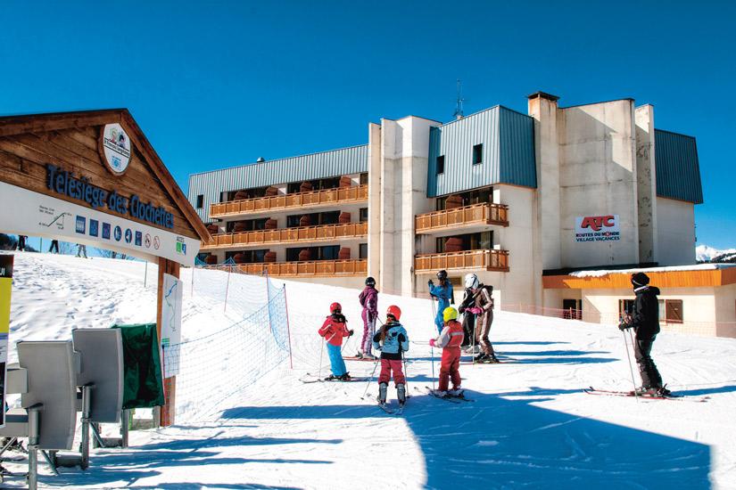 image Savoie saint francois longchamp les alpes village club atc 42 montagnes_257