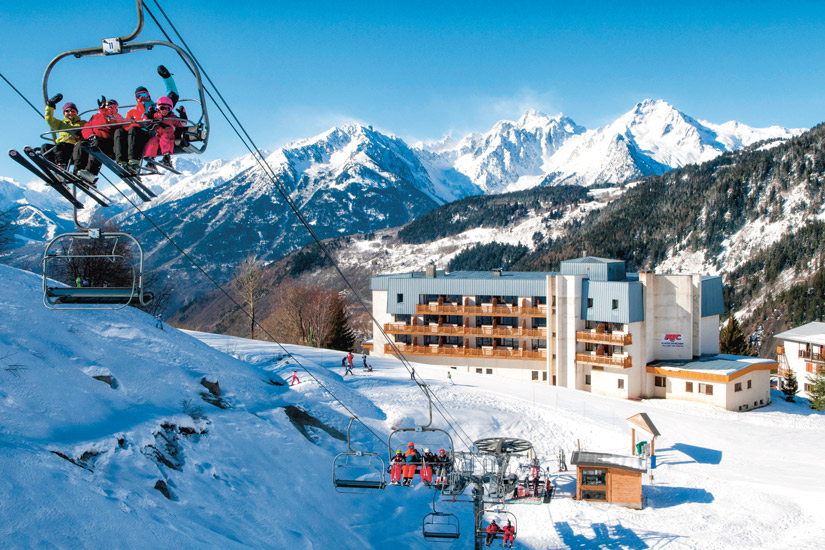 image Savoie saint francois longchamp les alpes village club atc 43 montagnes_257