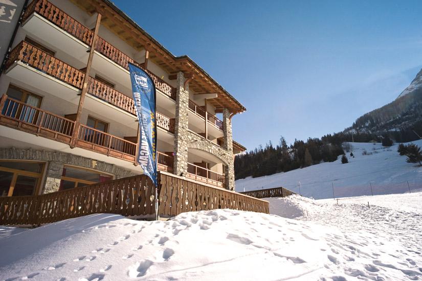 image Savoie val cenis lanslebourg les alpes club mmv hotel 63 hotel_257