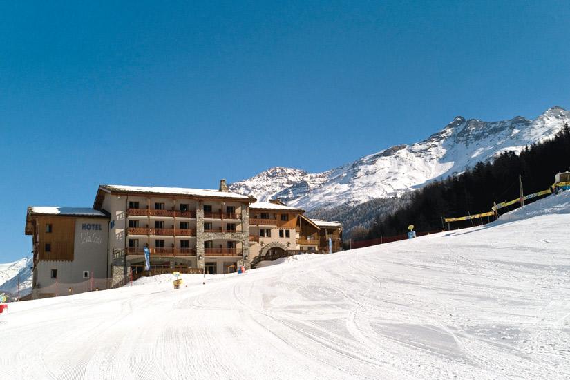 image Savoie val cenis lanslebourg les alpes club mmv hotel 64 hotel_257