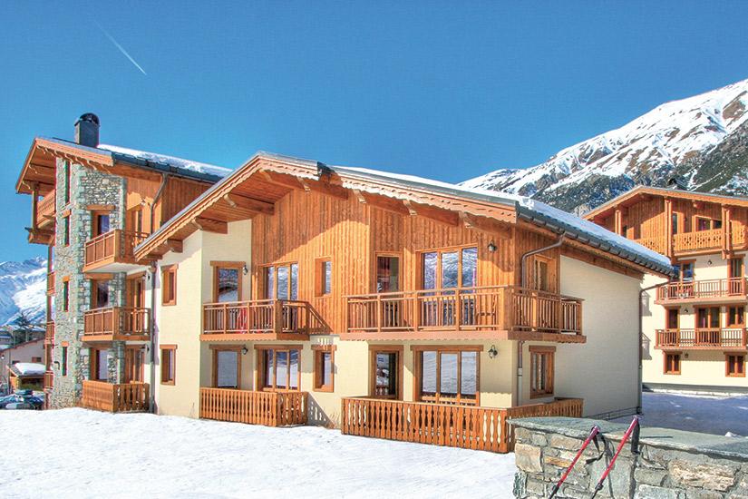 image Savoie val cenis lanslevillard les alpes residence les balcons de val cenis village 24 hotel_257