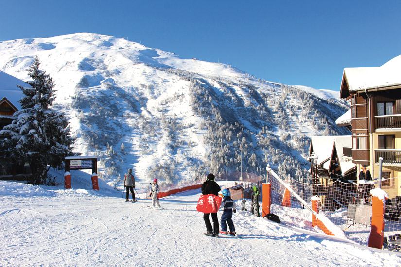 image Savoie valmeinier les alpes village club vvf villages 85 montagne_257