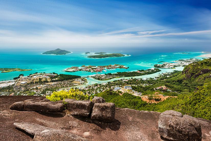 image Seychelles Mahe mer  it