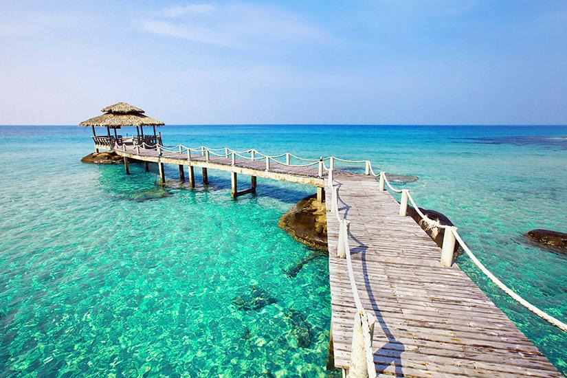 image Seychelles Paradis tropical plage  it