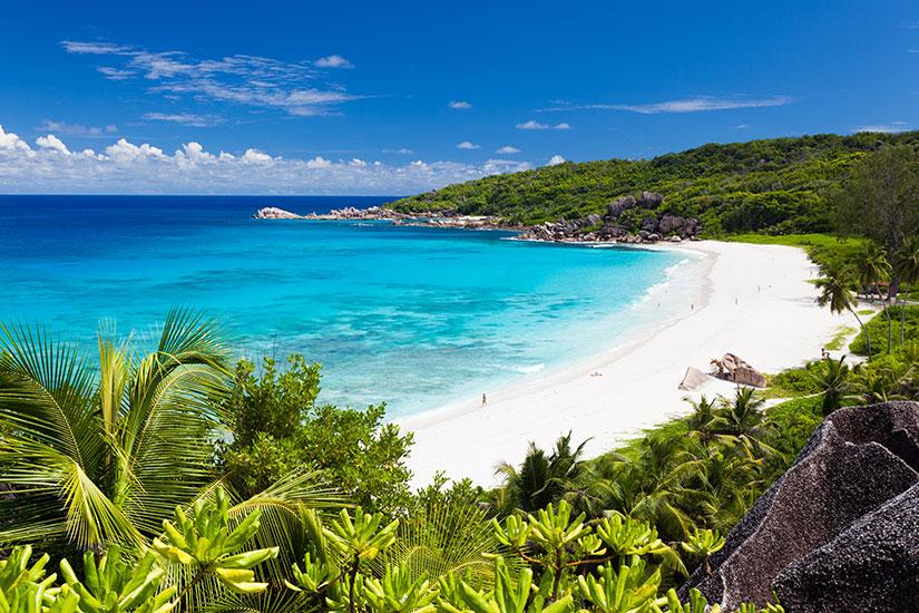 image Seychelles plage  fo seychelles
