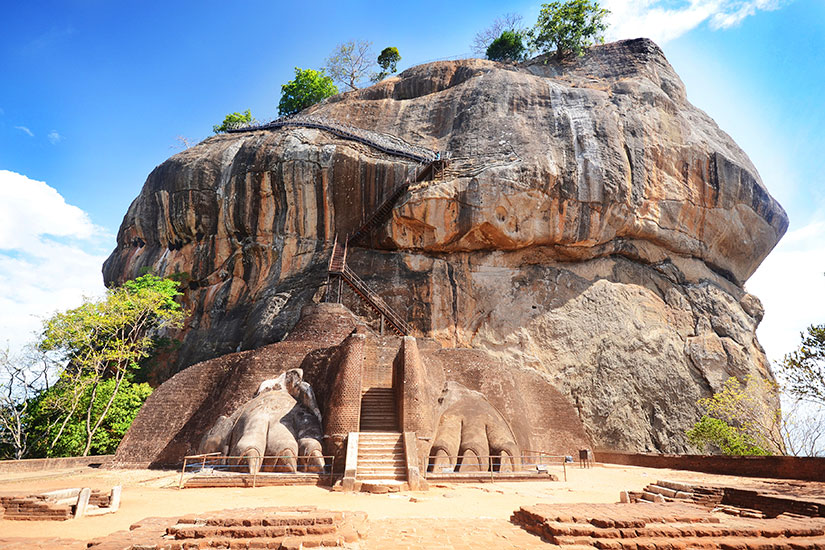 image Sri Lanka Sigiriya  it