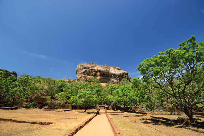 image Sri lanka sigiriya lion rock forteresse 60 fo_42753200