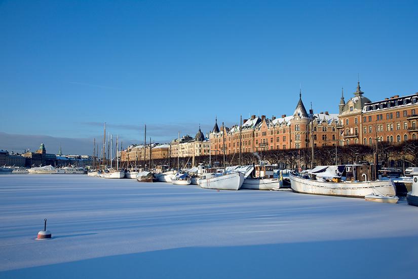 image Suede stockholm trygg wintersthlm