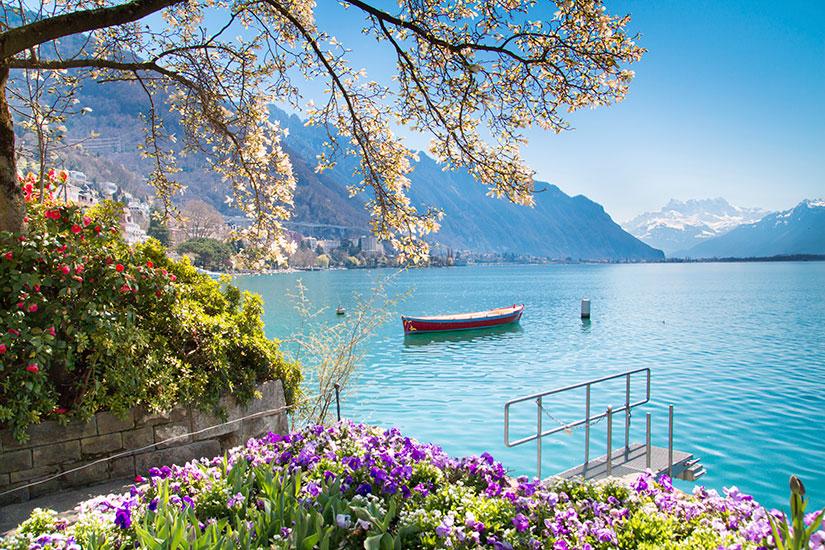 image Suisse Geneve lac Leman  it