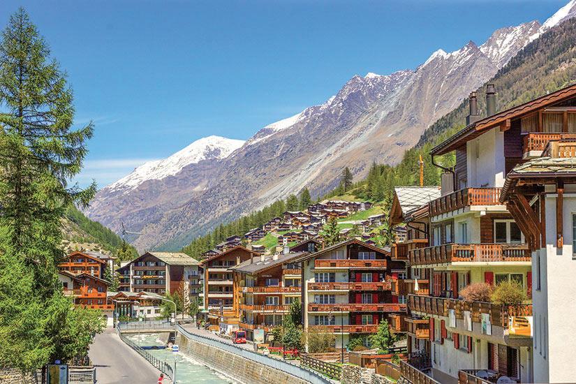 image Suisse Zermatt Matterhorn  fo