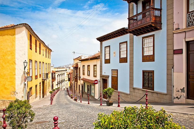 Canaries - Tenerife - Espagne - Circuit Douceurs Canariennes