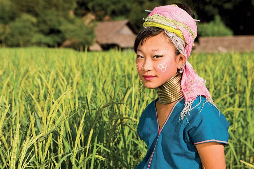 image Thailande femme girafe  it