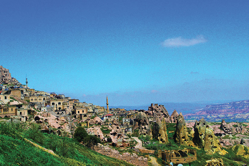 image Turquie Cappadoce Cheminees de fees  fo