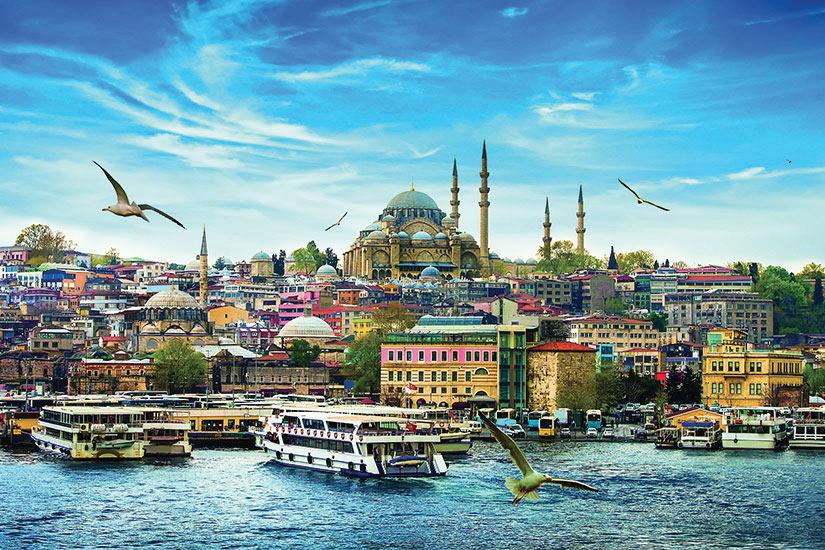 image Turquie Istanbul Panorama  fo