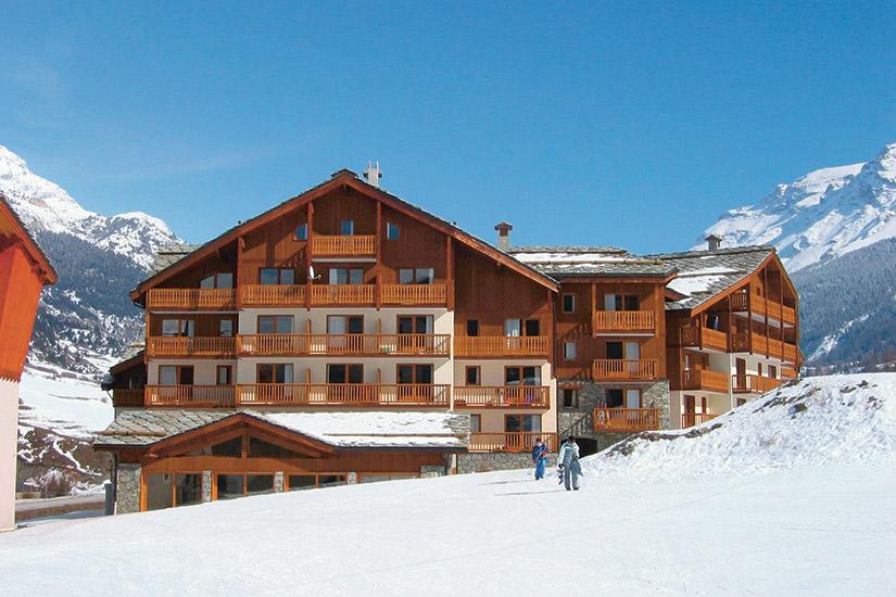 image Val cenis alpes lanslebourg residence les valmonts 62 hotel_257