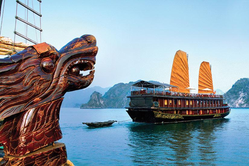 image Vietnam Baie dAlong croisiere  fo