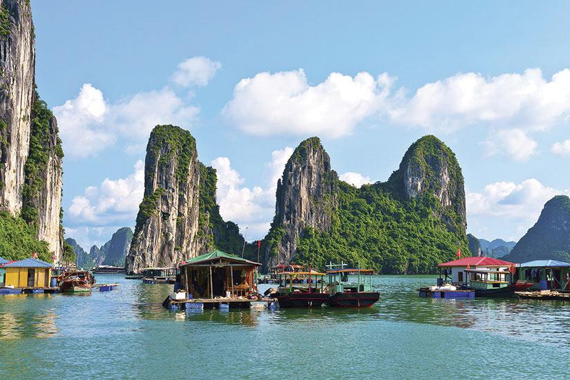 image Vietnam Halong baie  it