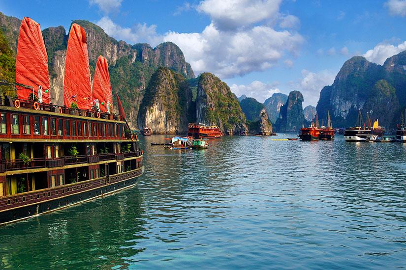 image Vietnam Halong croisiere  fo