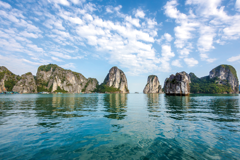 image Vietnam iles calcaires ha long baie 43 as_92524797