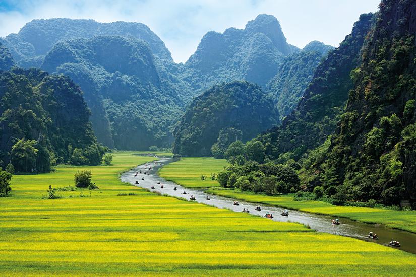 image Vietnam siam ninhbinh paysages riziere riviere 59 as_93548974