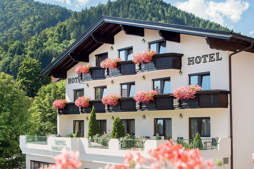 image autriche hotel jenbacherhof  jenbach