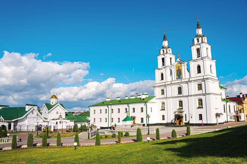 Biélorussie - Circuit Surprenante Biélorussie