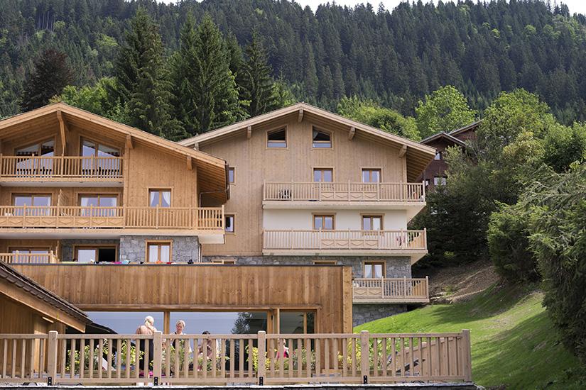 image carroz residence chalets jouvence 7