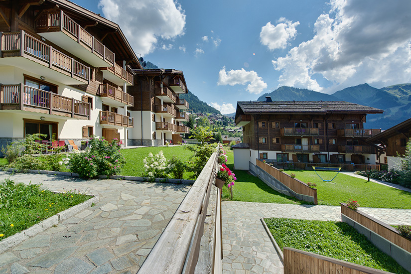 image chatel residence chalets angele 6