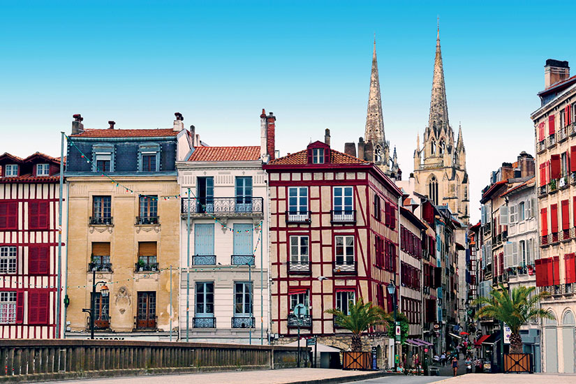 image france basque bayonne fo