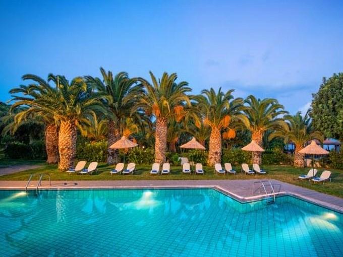 image grece crete hotel hersonissos maris piscine
