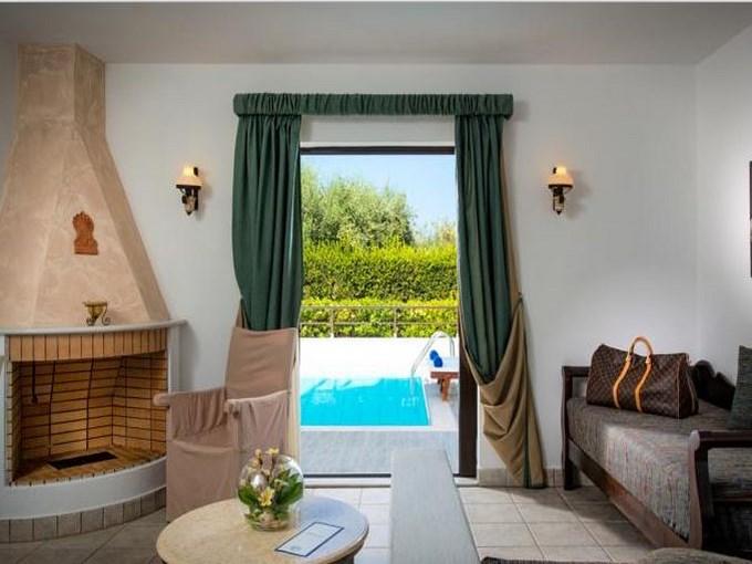image grece crete hotel hersonissos maris salon