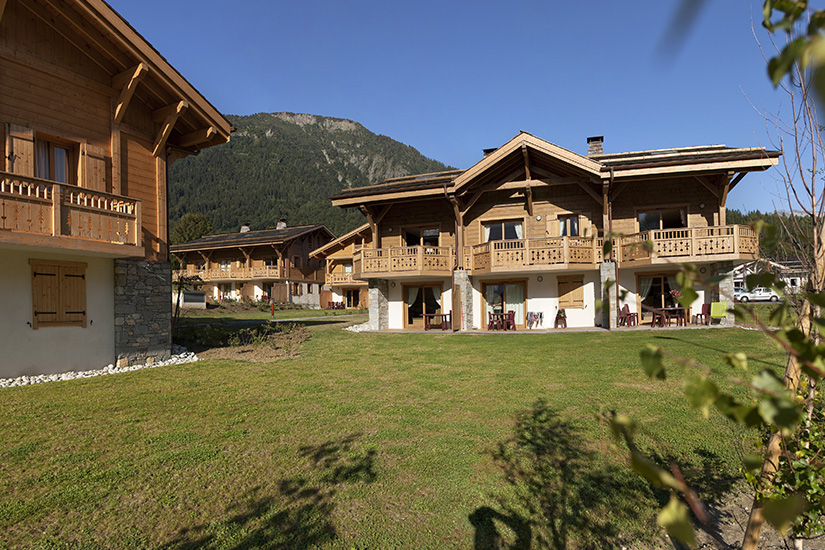 image houches residence hameau pierre blanche 4