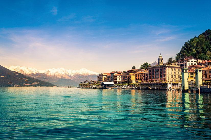 image italie lac de come  it