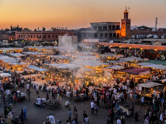 image maroc marrakesch