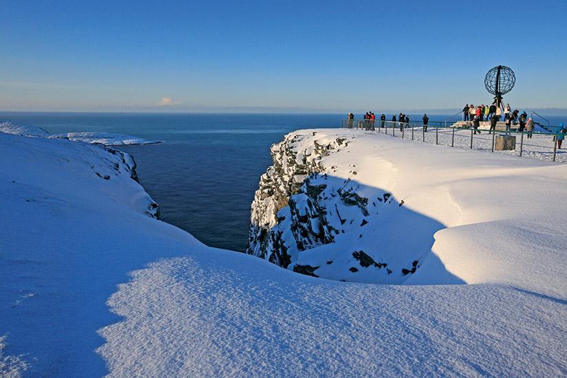 image norvege cap nord