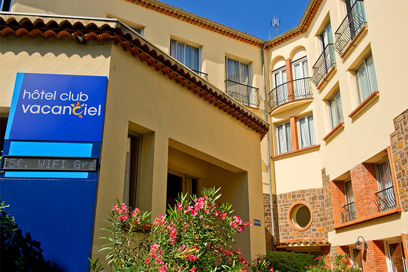 image port frejus club mileade 4